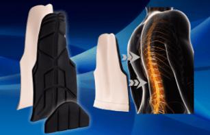 Ortho-Armor Custom Back Support