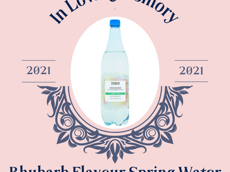 RIP Rhubarb Water