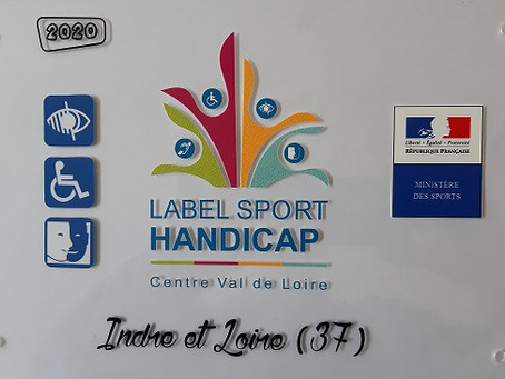 Le Club labellisé Sport Handicap