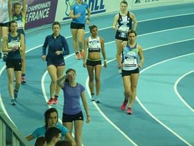 7ème (6ème Française) - Lucie CHAMPALOU a sa place