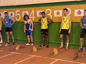 Championnats Départementaux Indoor