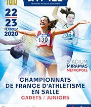 Championnat de France Indoor Cadet/juniors