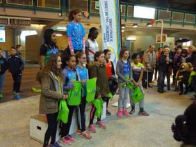 Championnats Régionaux de Triathlon benjamins / Minimes