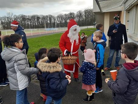 Le Père Noël est bien passé à Grandmont