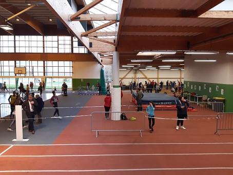 Nos jeunes prennent du plaisir à Poitiers