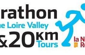 10 et 20 Km de Tours - L'A3 Tours au 1er plan
