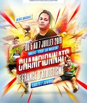 Championnat de France Cadets/Juniors à Angers
