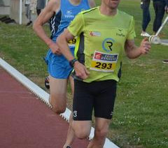 Championnat Départemental du 5 000 m - Château Renault