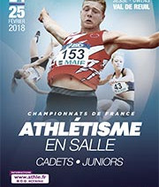Championnat de France Indoor Cadets/Juniors