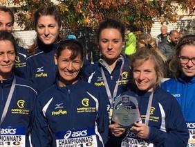 Championnat de France des 10 Km sur Route - 2 nouveaux Podiums Nationaux pour le club