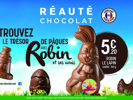 Opération Chocolats de Pâques au profit du club !!