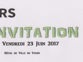 La municipalité de Tours fête le Titre de Champion de France