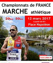 Championnat de France des 20 et 50 Km Marche