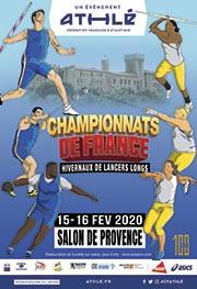 Championnats de France de Lancers Longs