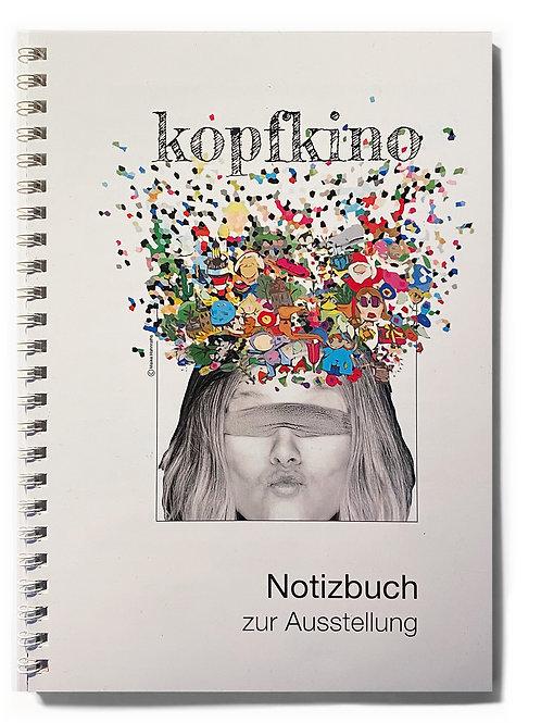 Notizbuch -  5,-€ Sonderpreis in der Ausstellung