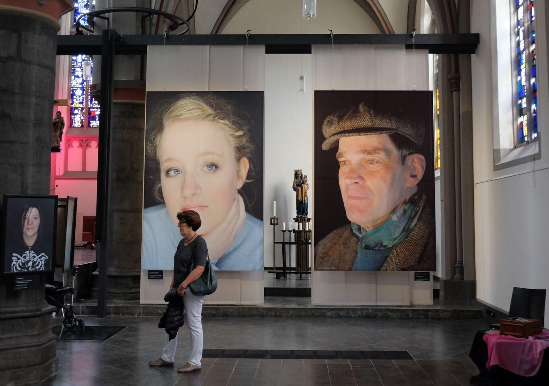 2018 Ausstellung in der CityKirche Mönchengladbach