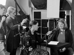 Interview fürs Hörportrait