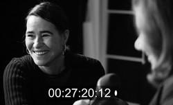 Journalistin Susanne im Interview