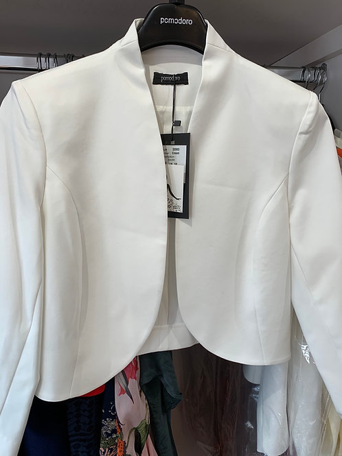 Pomodore white jacket