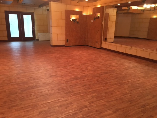 Studio B - 750 sq ft