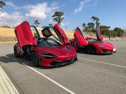 McLaren Road & Track Experience 2018