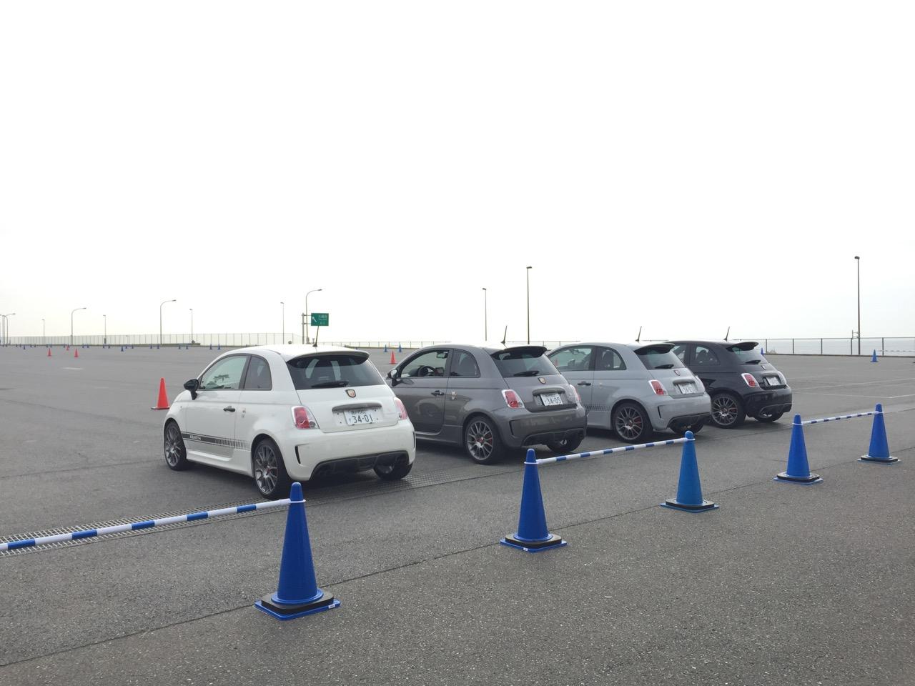 輸入車インポーター プレス試乗会