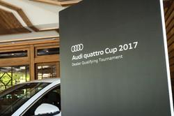 Audi quattro Cup 2017