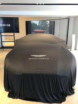ASTON MARTIN TOUR DB11 V8 Launch Event