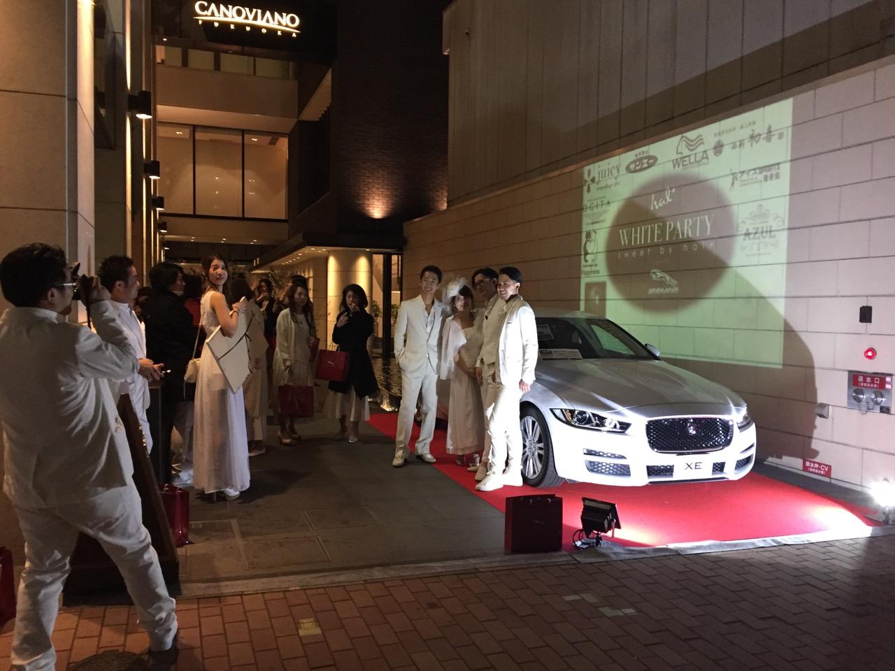 hal+ ホワイトパーティ XE展示 カノビアーノ福岡