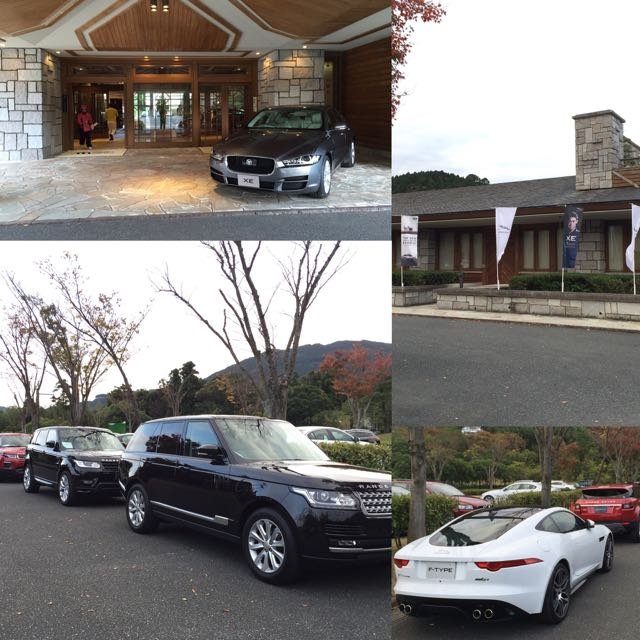 Jaguar/Land Rover Golf 大会