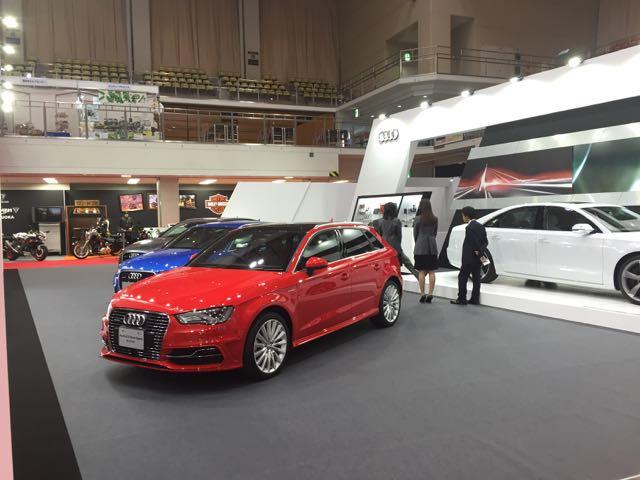 Audi Fukuoka Motor Show 2015
