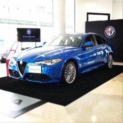 Alfa Romeo Giulia 内覧会