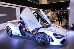 McLaren 720S Launch Party