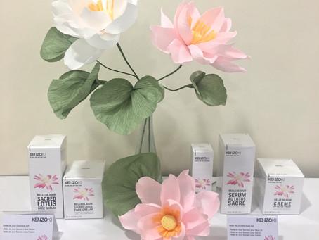 Lotuses with KENZOKI