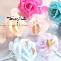Roses for Thomas Sabo's 'Let Love Bloom' Campaign