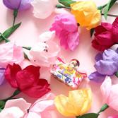 Ferragamo Paper Flowers