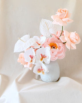 Singapore Mother's Day Crepe Paper Flower Bouquet