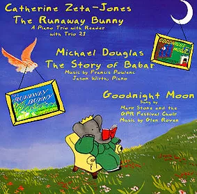 Runaway Bunny, The Story of Babar, Goodnight Moon