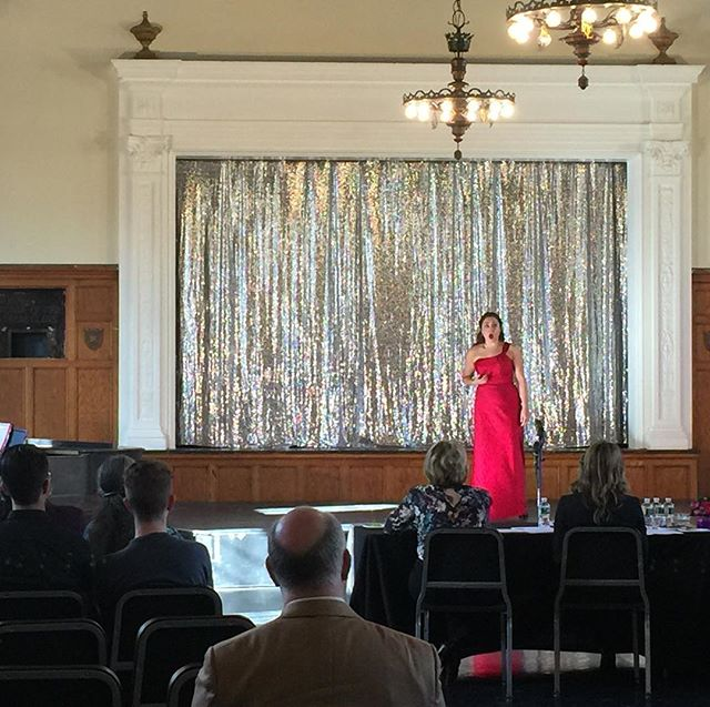 Murray Competition Finals #operaithaca #murraycompetition