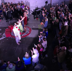 Another packed house and standing ovation for #pagliacci #operaithaca #soldout