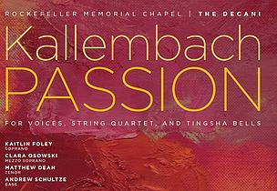 Kallembach Passion