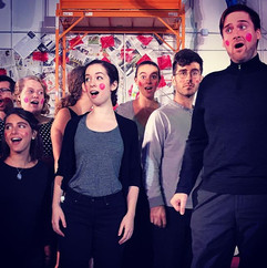 #pagliacci #operaithaca #chorus