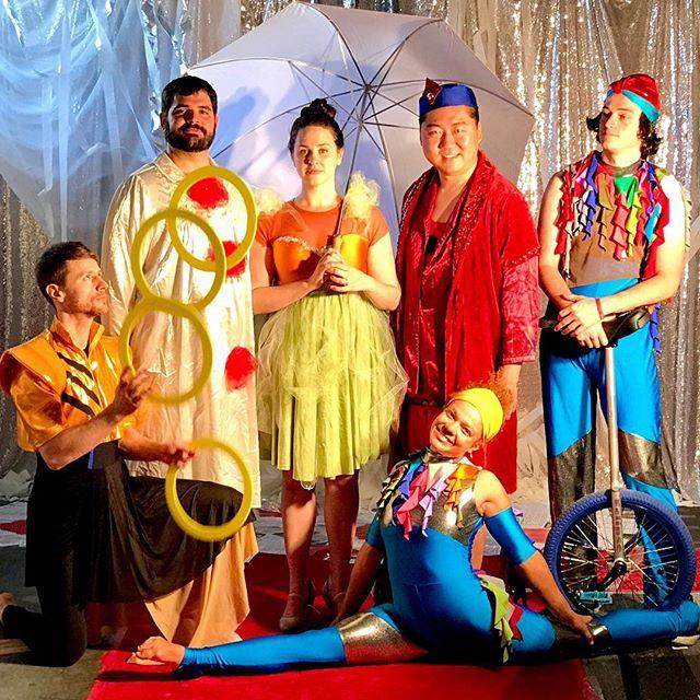#pagliacci #operaithaca #circusculture