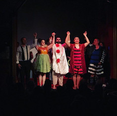 #operaithaca #pagliacci sold out NYC's _