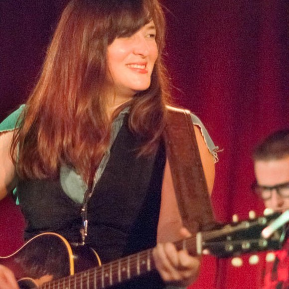 We are completely tickled that Arkansan composer, Bonnie Montgomery, will be in residence with us fo