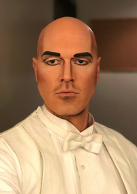 Four Villains in The Tales of Hoffmann at Nashville Opera