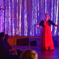 Amanda Zory sings Wagner's Immolation Scene #operaithaca #masquerade