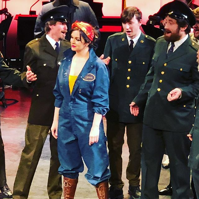 Dawn Pierce is #Carmen #operaithaca #bizet