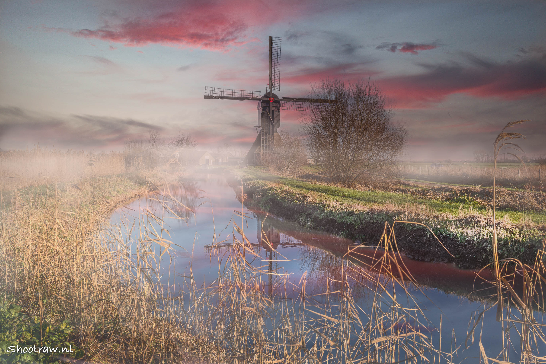 Noordevelse molen Dussen