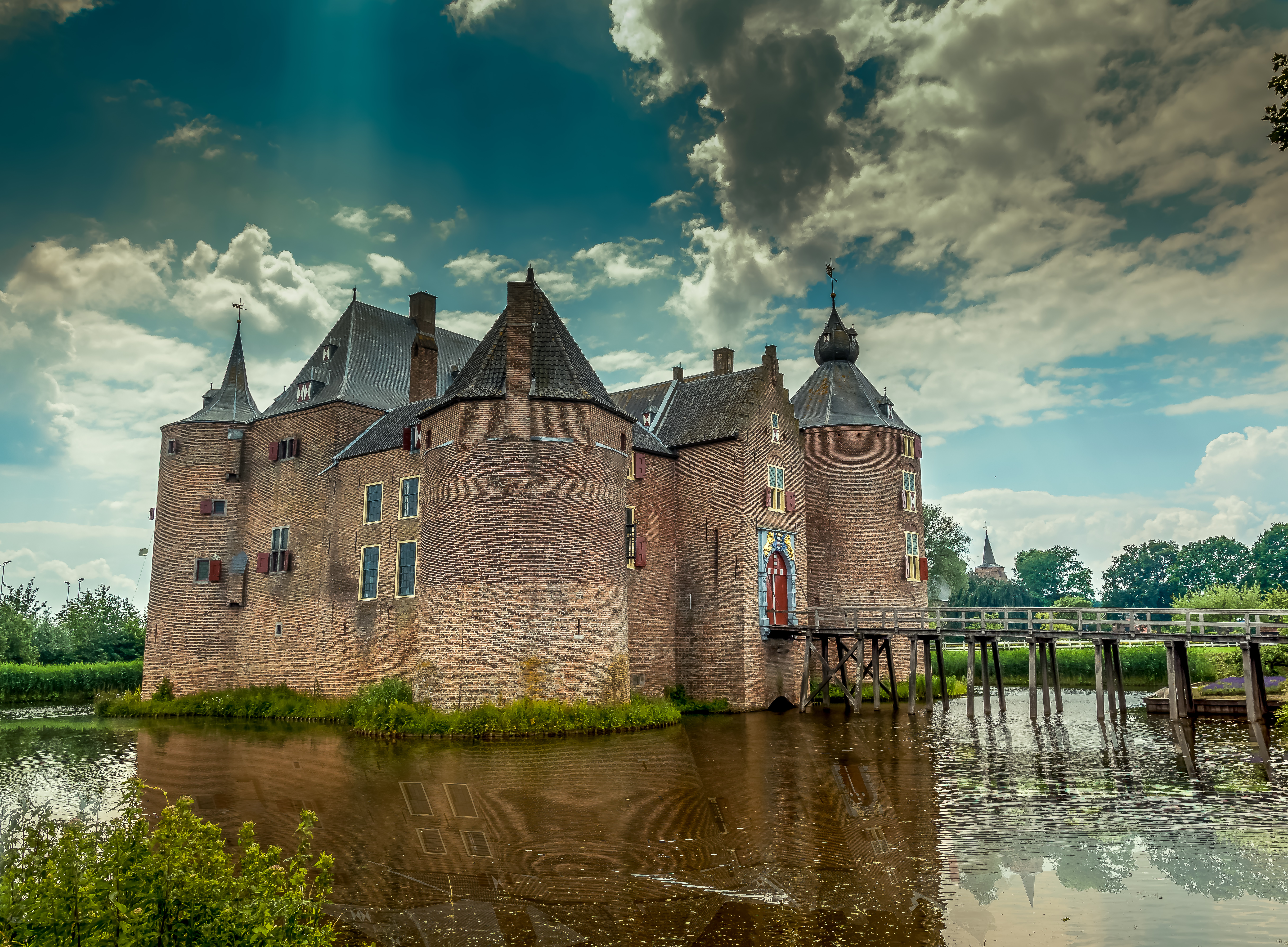kasteel Amerzoden